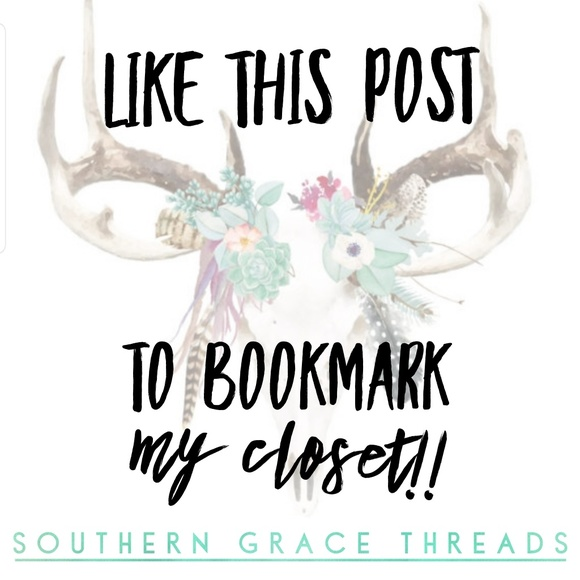 Other - BOOKMARK MY CLOSET!!!!!